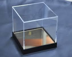 A18 Acrylic displays box