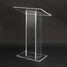 L 01 acrylic podium1