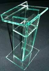 L 02 acrylic podium2
