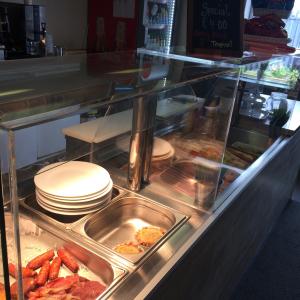 food display unit