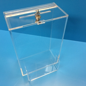 lockable acylic box plasticmanufacturing.ie